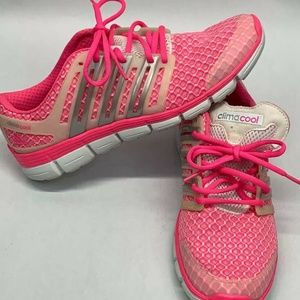 Adidas Climacool Running Sneaker Women's 11 Pink W